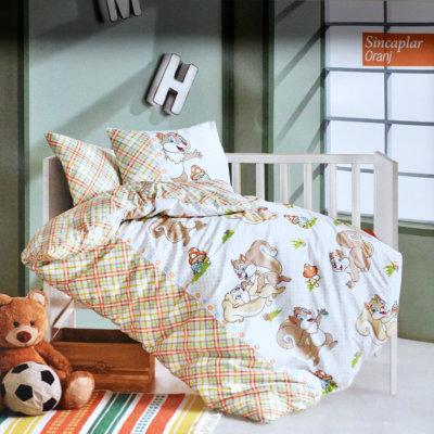 Постельное белье детское - Sincaplar Oranj