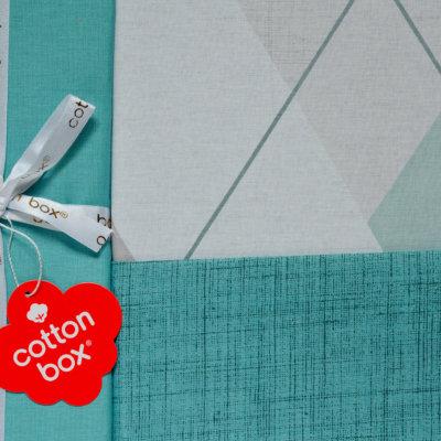 Постельное белье - Nesto Petrol - Cotton Box