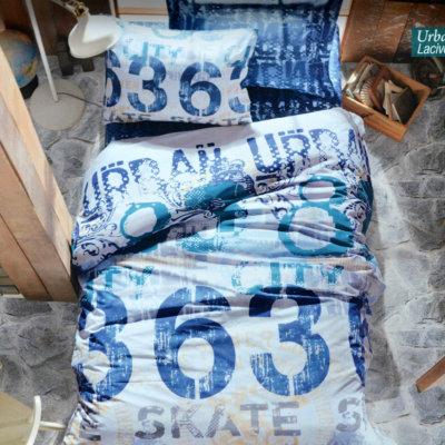 Постельное белье подростковое - Urban Lacivert