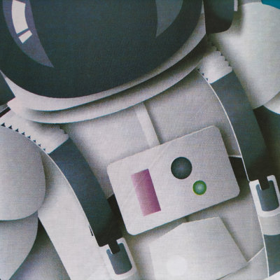 Постельное белье - Little Astronaut - Cotton Box