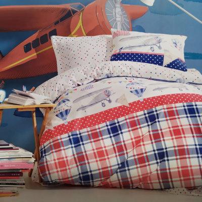 Детский комплект постельного белья - Air Balloon - Cotton Box