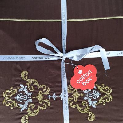 Постельное белье - King Kahve - Cotton Box