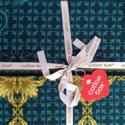 Постельное белье - Azura Petrol - Cotton Box